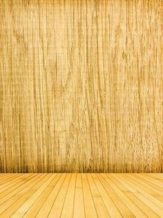 Kate Wooden Wall Photography Backdrop,Yellow Wood Wall Floor Photography Backdrop,Retro Style Photo Studio Backgrounds For Photographers,No Winkle Seamless Backdrops