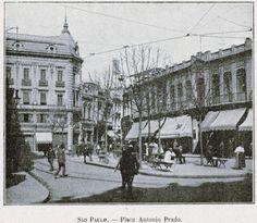 Paul Walle, État de São Paulo, 1912