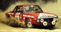 1973 Lancia Fulvia HF Marlboro n.14 Pregliasco-Garzoglio 7° Sanremo 1973