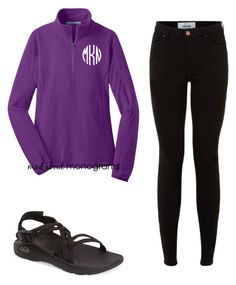 """""""I hereby dedicate this outfit to @elizabethannee"""" by legitmaddywill ❤ liked on Polyvore featuring Chaco"""