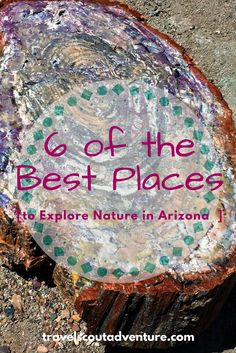 The best part about central Arizona is you only needone or two hours to get anywhereif you live in the Phoenix/Scottsdale.Below I have compiled my favorite escapes that you can make a day or a weekend out of.