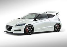 Honda CR-Z with mugen kit. This is my goal. But with carbon fiber hood and vosen…
