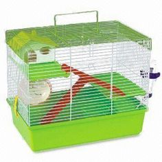 Hamsters in a house toys r us
