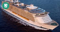 Bucket List cruisers looking to go BIG will find the world's largest cruise ships in the Caribbean. BIG in size, BIG in entertainment, BIG in island bliss.
