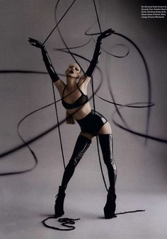 Kate Moss by Nick Knight