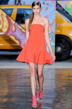 DKNY Primavera/Verano 2014 Pret A Porter - Nueva York