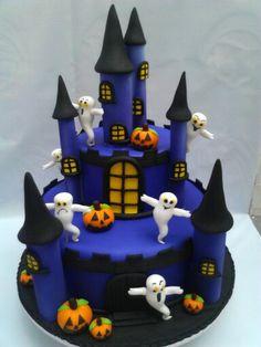 #cakehalloween