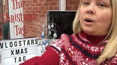VLOGMAS DAY 8 | VLOGSTARS THE CHRISTMAS TAG