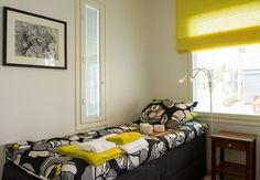 Kastelli Woodpecker - Työ-/Vierashuone   Asuntomessut