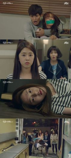[Spoiler] 'Age of Youth' Park Hye-soo gets injured while trying to rescue Han Seung-yeon @ HanCinema :: The Korean Movie and Drama Database