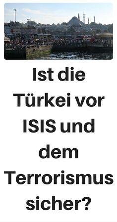 """Ich erhalte jeden Tag eine Nachricht mit der Frage: """"Ist die Türkei vor ISIS und dem Terrorismus sicher""""? Darauf möchte ich in einem eigenen Blogbeitrag eine Antwort geben: http://www.tuerkeireiseblog.de/sehenswuerdigkeiten-istanbul/"""