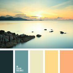 Цветовая палитра №1662