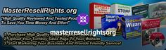 Make Money Online with your very own Internet Based Resell Rights products Business https://masterresellrightsorg.wordpress.com