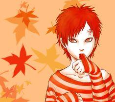 Autumn Gaara by ~nocturnalMoTH on deviantART
