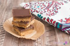 Exclusive Recipe: Caramel Nut Butter Bars (Paleo and Low Carb Options) - lkronser16@gmail.com - Gmail