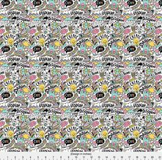 Creative Inspiration Fabric Doodle Web By Kostolom3000