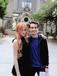 """""""Clary,"""" he said. """"You're Clary. You're my best friend."""" #Shadowhunters"""