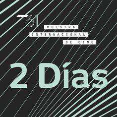Sólo 2 días para vivir una experiencia que no olvidarás por el resto de tu vida! #SomosCinetecaNL #SomosCONARTE
