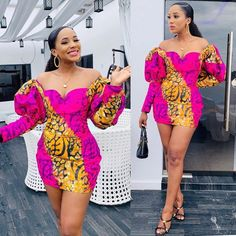 African Fashion Ankara, Latest African Fashion Dresses, African Print Fashion, African Style, Short African Dresses, Ankara Short Gown Styles, African Clothes, Ankara Rock, Blue Lace Prom Dress