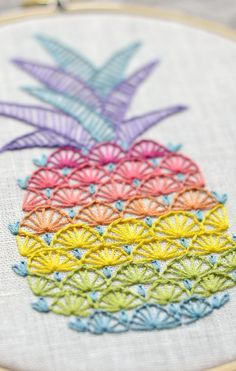 hand embroidery patterns for beginners Hand embroidery pattern for beginners Learn Embroidery, Embroidery For Beginners, Embroidery Hoop Art, Embroidery Techniques, Ribbon Embroidery, Modern Embroidery, Embroidery Letters, Sewing Stitches, Hand Embroidery Stitches