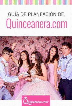 Esta increíble guía contiene todo lo que necesitas para comenzar a organizar tu Quinceañera - See more at: http://www.quinceanera.com/es/guia-de-planeacion-de-quinceanera-com/?utm_source=pinterest&utm_medium=social&utm_campaign=resources-guia-de-planeacion-de-quinceanera-com#sthash.MGKj4cxo.dpuf