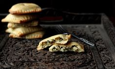 Asparagus & Ramp hand pies! (From petite kitchenesse)