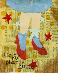 no place like home by Colorfly Studio, via Flickr