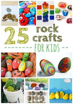 Rock Crafts Pinnable
