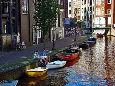 Amsterdam, Holland 075 - The Venice of Northern Europe