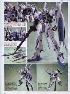 "Custom Build: 1/100 Gundam Mk. III2 ""full Scratch build"" - Gundam Kits Collection News and Reviews"