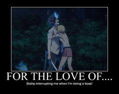 blue exorcist motivational posters | Ao No Exorcist Demotivational Poster by AnimeHomicidalIrken
