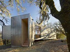 Moose Road / Mork-Ulnes Architects/  Moose Road, Ukiah, CA, USA