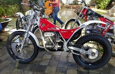 Motos Trial, Trial Bike, Trials And Tribulations, Trail Riding, All Cars, Cars And Motorcycles, Motorbikes, Honda, Spain