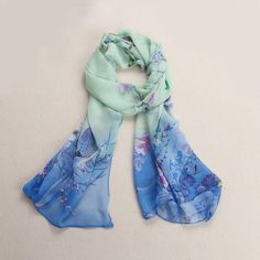 Fairies Tell New Arrival 2017 Soft cosy Chiffon Soft Neck  Shawl Scarves echarpes foulards femme luxury scarf woman ST87