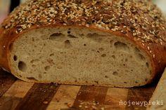Chleb mleczny (na zakwasie)
