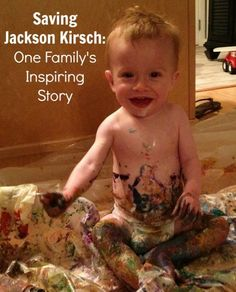 Saving Jackson: One Family's Inspiring Story of Battling a Birth Defect