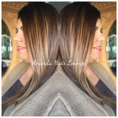 Who doesn't love warm caramel highlights?