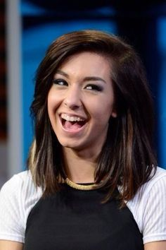 Christina Grimmie on Extra TV