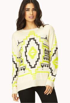 Southwest Bound Sweater | FOREVER21 - 2040495212