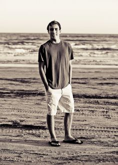 click the pic to see senior pictures, boys, beach, black and white, photography inspiration, North Texas Dallas Photographer