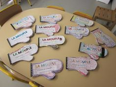 La Moufle Les Livres Des Gs picture Ms Gs, Conte, Amelie, Wordpress, About Me Blog, Science, French Tips, Kindergarten Classroom, The Mitten