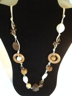Stringed-Fashion-Necklace-Adorned-with-Wooden-Stone-Charms-36-E-N-47