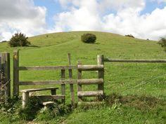Wolstonbury Hill, South Downs.