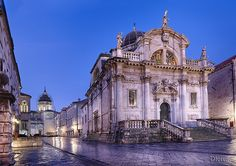 Iglesia de San Blas, Dubrovnik, Croacia / Blaise´s Church in Dubrovnik, Croatia | Flickr: Intercambio de fotos