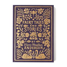 Fairy Tales Journal by Dana Tanamachi // Calligraphyle.com
