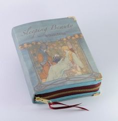 Sleeping Beauty Book Clutch by p.s. Besitos