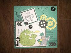 Carte anniversaire Card Making, Cover, Books, How To Make, Scissors, Cards, Livros, Livres, Book