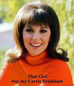 Marlo Thomas That Girl Movie Photo Marlo Thomas, 1960s Hair, Sixties Hair, Hair Flip, Vintage Hairstyles, 1960 Hairstyles, Classic Hairstyles, Black Hairstyles, Hairdos