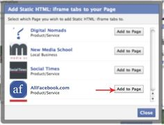 How To Create A Facebook Landing Page In 3 Easy Steps  By www.twitter.com/RiddsNetwork