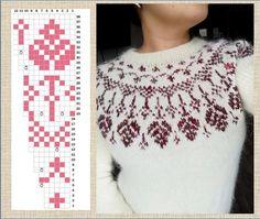 Baby Boy Knitting Patterns, Fair Isle Knitting Patterns, Knitting Charts, Knitting Stitches, Knit Patterns, Intarsia Knitting, Lace Knitting, Norwegian Knitting Designs, Pulls